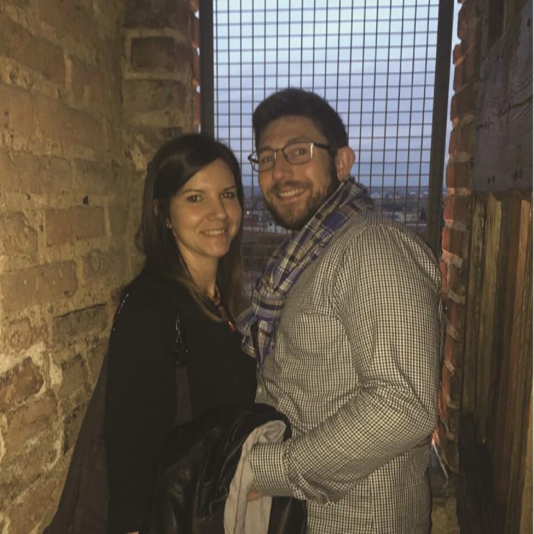 Giorgio e Manuela